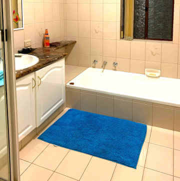 Bathroom photo in house for sale Perth.