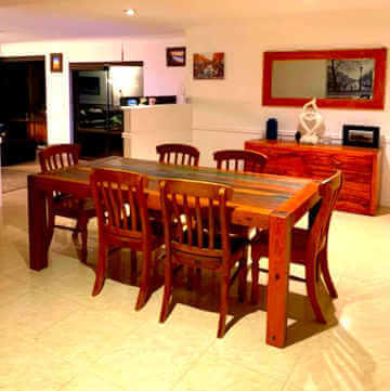 Dining room photo in house for sale Perth
