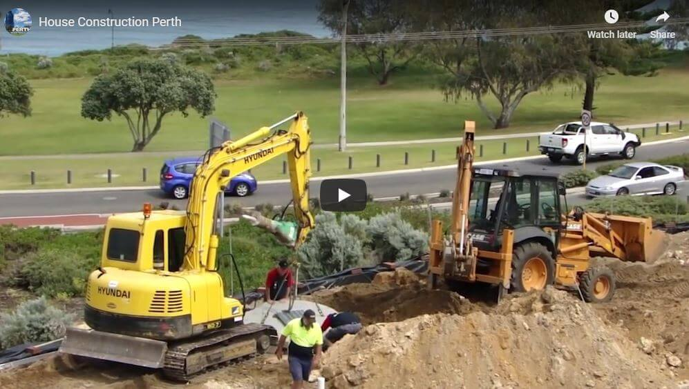 New house builder marketing Perth