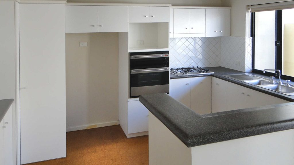 Kitchen Perth rental